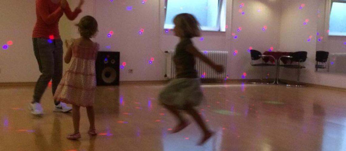 Marie tanzt
